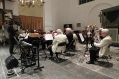 2019-12-24-Kerstavond-in-Westzaan-Dagorkest-Zaanstreeek-Waterland-7