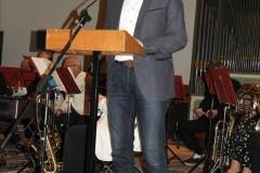 Marcel Haarhuis  namens de Westzaanse Gemeenschap