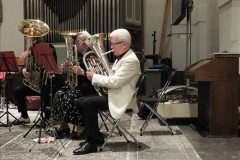 2019-12-24-Kerstavond-in-Westzaan-Dagorkest-Zaanstreeek-Waterland-11
