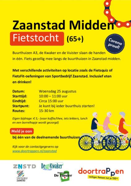 thumbnail of Flyer Fietstocht Zaanstad Midden[18558]
